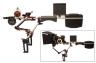 Zacuto DSLR Filmaker Baseplate Kit