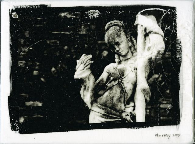 Sunken Garden Muse 2001